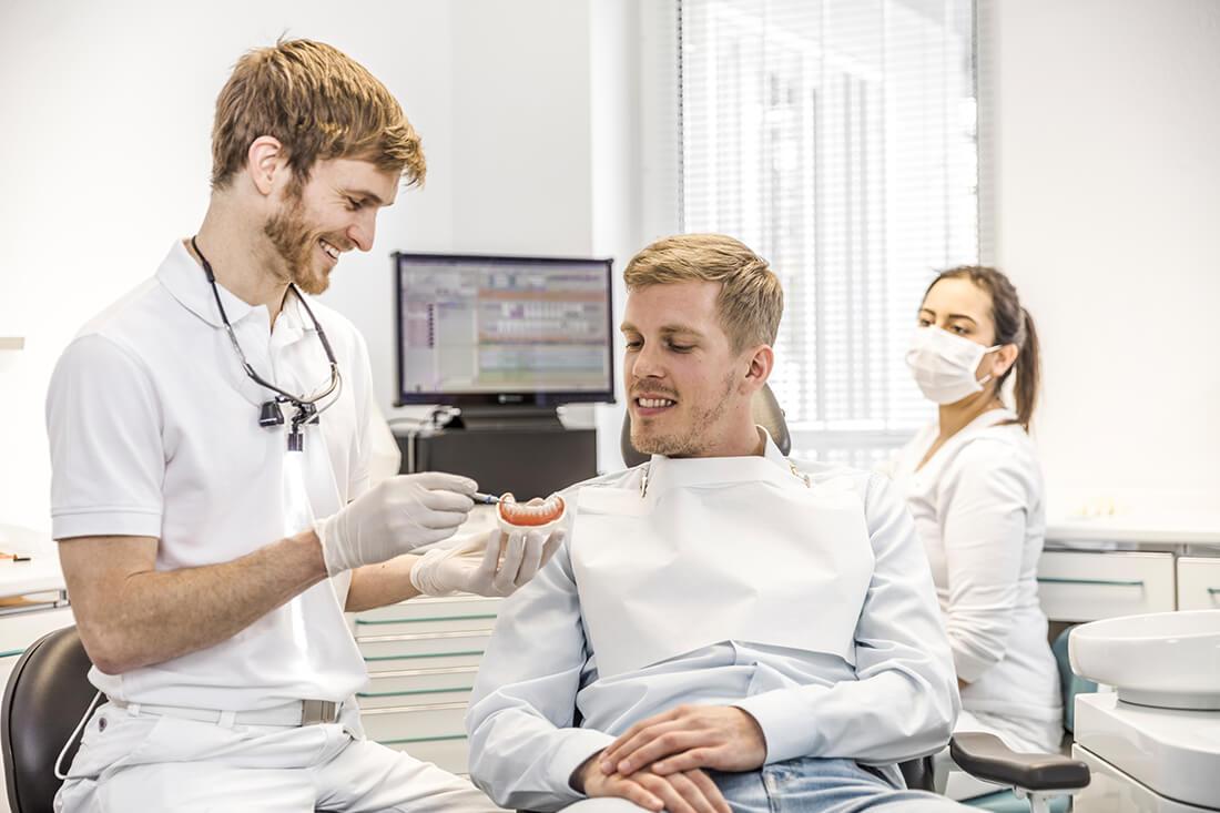 Zahnarzt Köln Rondorf - Tiddens - Behandlungen - Zahnerhalt